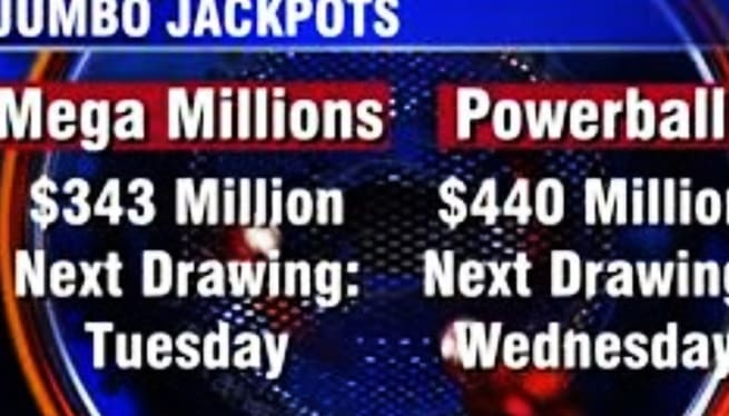 powerball winning